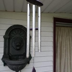 Photo of 3 wind chimes