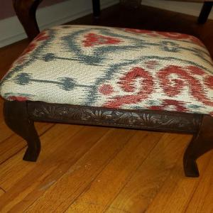 Photo of Antique footstool