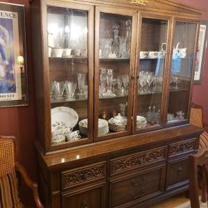Photo of China cabinet