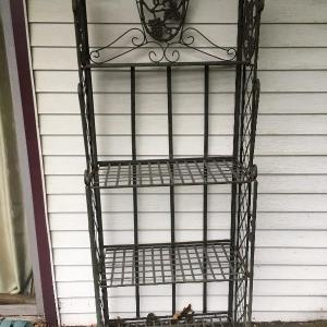 Photo of Outdoor etagere