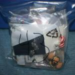 Quart Size Ziplock Bag of Jewelry -43
