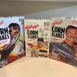 Nascar cereal
