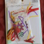 Lot 367: (2) New Needlepoint & Ribbon Embroidery Sets