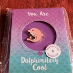 Lot 360: (3) New Encouraging Greeting Cards with Pins