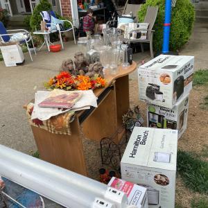 Photo of Multi family Yard sale