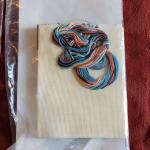 Lot 365: (2) New Needlepoints