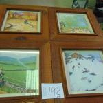 Item 192 Rockwell prints