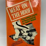 "Autographed book Gary Shaw ""Meat on the Hoof""."