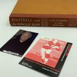 "Autographed   book Paul Hornung  ""Football and the Single Man""."