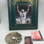 "Authentic book Dan Marino ""My Life in Football"""