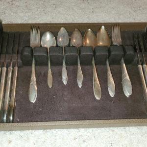 Photo of Silverware Set
