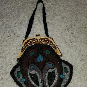 Photo of Antique Handbag