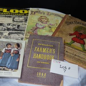 Photo of Old Book Lot# 7