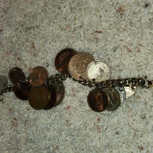 Photo of Coin Bracelet