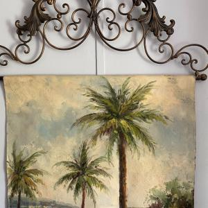 Photo of Canvas paintings
