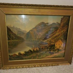 Photo of Antique Painting