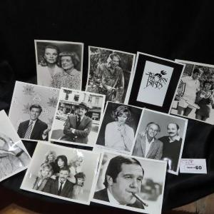 Photo of Celebrity Photo Lot #60