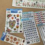 #368 Lovely Stickers