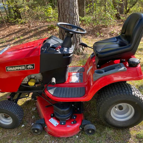 Photo of Snapper Riding Mower