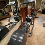 Precor EFX 5.21i Elliptical Cross-Trainer used