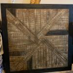 Large Wood Picture