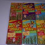 6-Hee Haw Vhs Tapes 1-309-269-1775