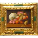 "Spanish Oil Painting Art Decoration 20""x23"" Retail $2593.08"