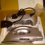 Oreck Cord-Free Steam Iron