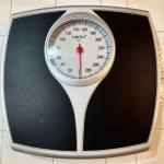 Lot 206  HoMedics Bathroom Scale