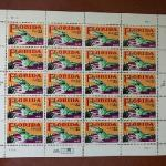 USA United States Florida mnh 1994 stamps
