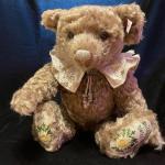 Carline thistle bear