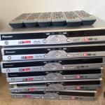 Lot 164 - Pioneer DVD Recorder, DVR-531H, 533H, 633H