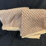 Vintage Chenille Fabric