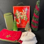 Lot of Miscellaneous Christmas Decor