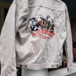 Vintage Warner Brothers Looney Toons jacket mens small