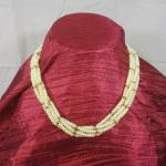 Lot 41 - Multi-strand Faux Pearl Necklace