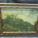 Lot 286 - Jacob Van Ruysdael Framed Painting