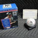 Lot 280 - All Star Heroes Mickey Mantle Limited Edition Collector Set Baseball