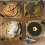 Lot 127 - Custom Magnavox Turntables