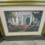 "Lot 289 - Van Martin Oil Paintings ""Victorian Porch"""