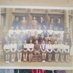 "11"" x 14"" junior high photo 1944"