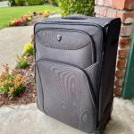 Lot 212  TLC Roller Bag Luggage