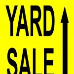 HUGE YARD SALE - Downsizing and liquidating 2 households