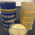 Lot 179 - Edison Cylinders + case Collection