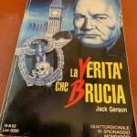Italian book Segretissimo La verita' che brucia libro