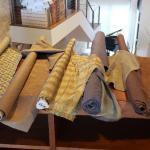 5 Roll Linen Lot