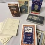 Lot 180 - Thomas Edison Collectibles