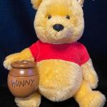 Winnie the Pooh with honey pot D23 Expo
