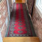 Beautiful antique runner