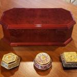 Jewelry Box Lot